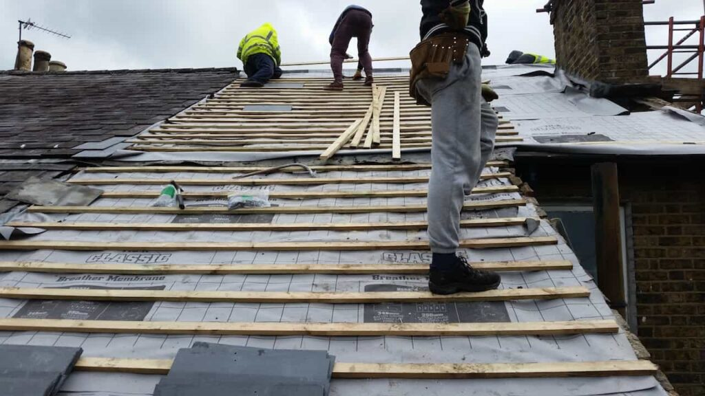 Emergency Roofer Surbiton