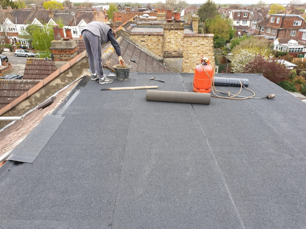 Flat Roofing Hammersmith